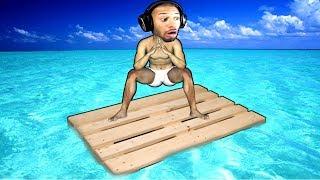 Soll ich ins Meer kacken?? | Raft