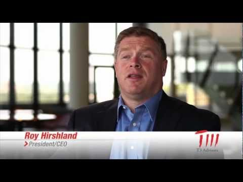 "T3 Advisors - Roy Hirshland ""The People We Hire"""