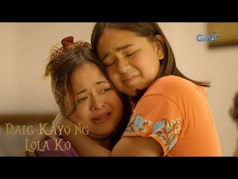 Daig Kayo Ng Lola Ko: Welcome back, real Mommy!