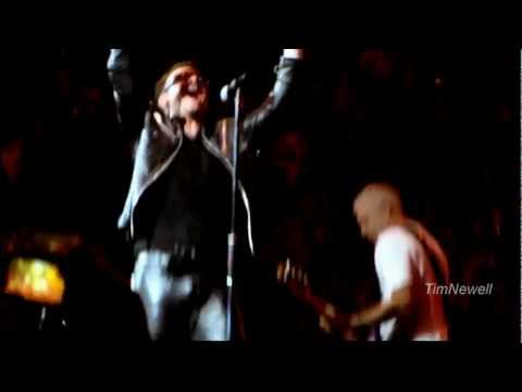 U2 Where The Streets Have No Name FANTASTIC VERSION  Anaheim, June 18th, 2011  Angel Stadium