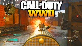 call of duty ww2 new god gun...