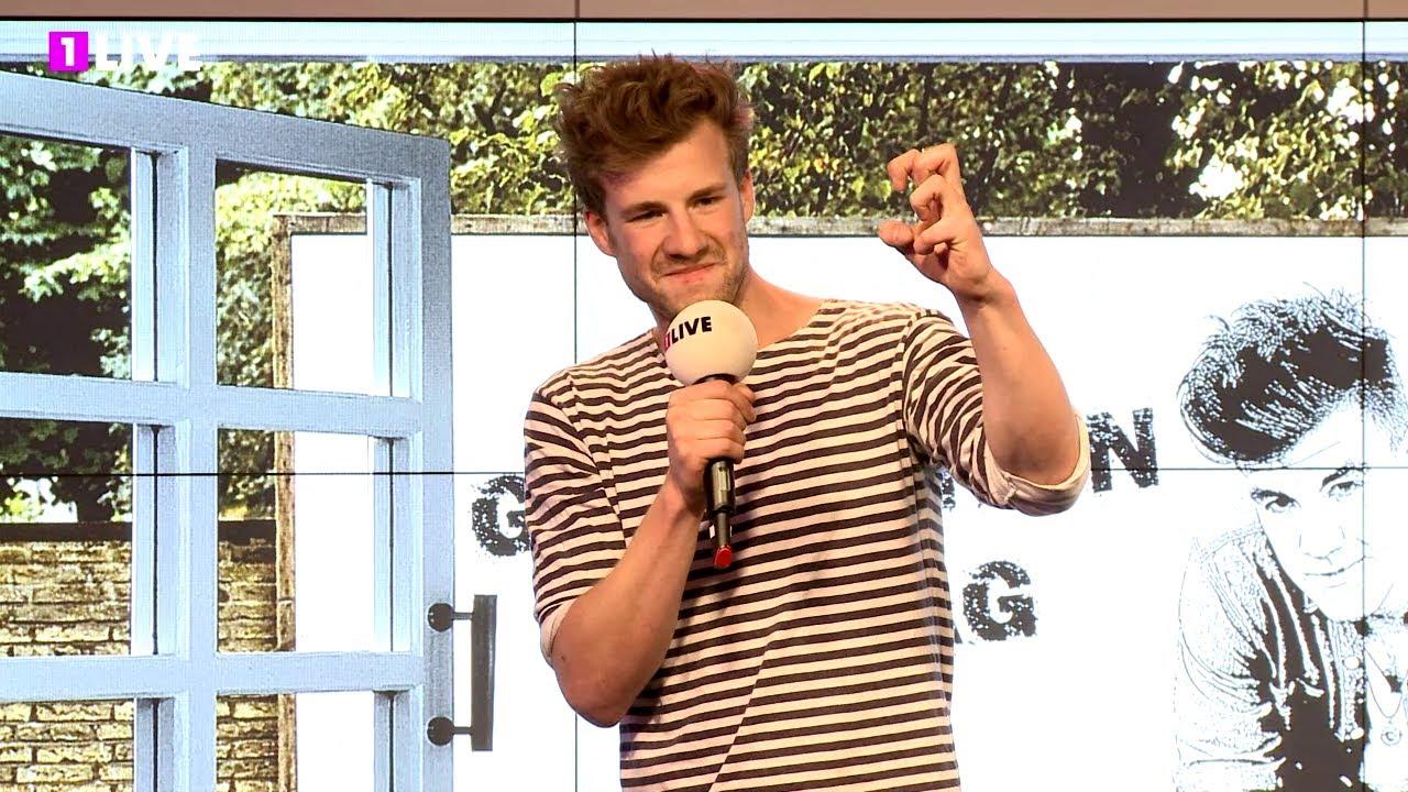 "Generation Gag: Luke Mockridge mit ""Hoden""   1LIVE - YouTube  Generation Gag:..."
