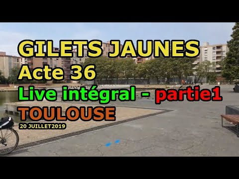 Acte 36 Toulouse : Mirail / Gilets Jaunes, même combat !