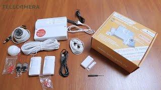 «Умная» GSM-сигнализация для дома, дачи, гаража — семинар от ИПРО