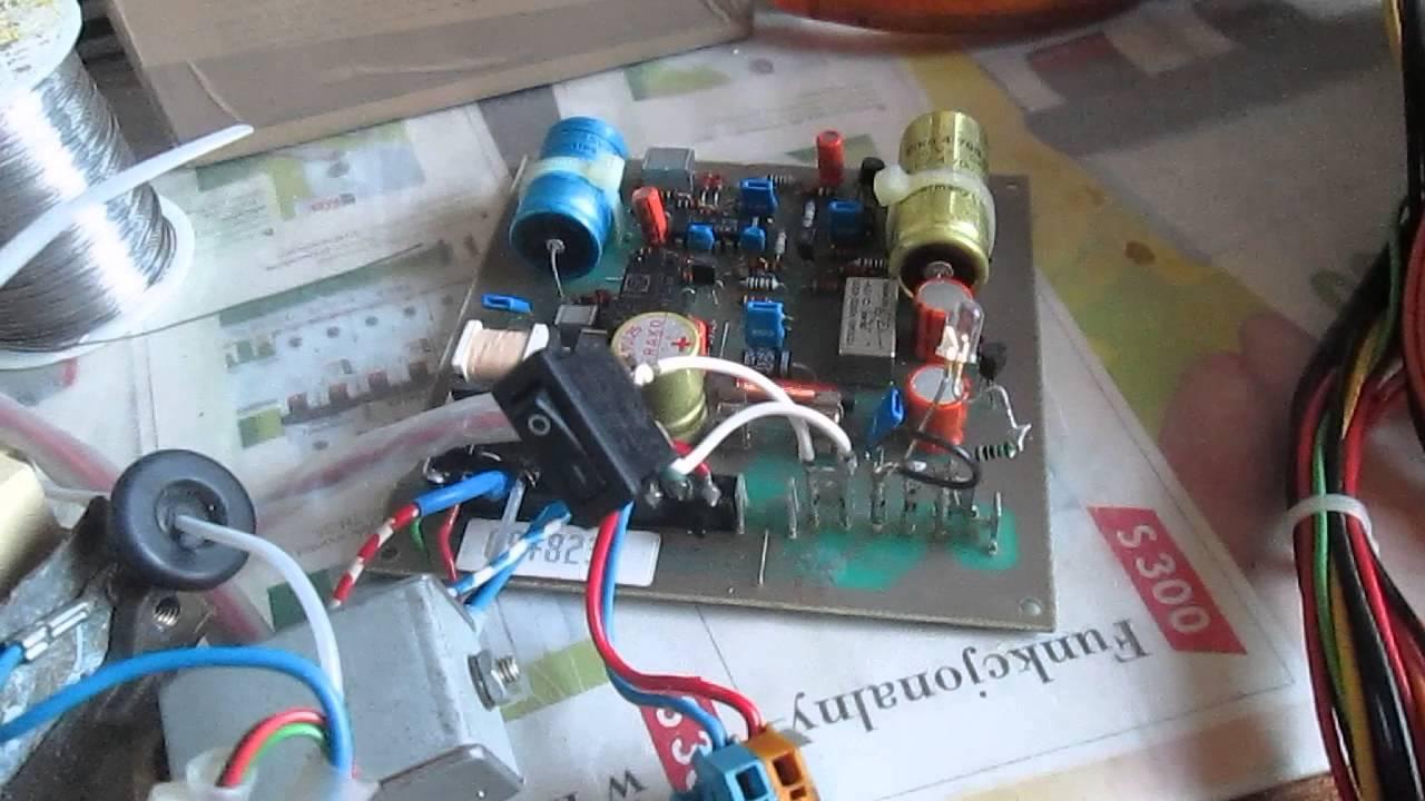 Truma B10 PCB  YouTube