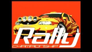 Playthrough [PSX] Mobil 1 Rally Championship