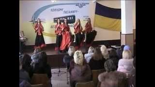 """Танец """"Цыганочка с выходом"""""""