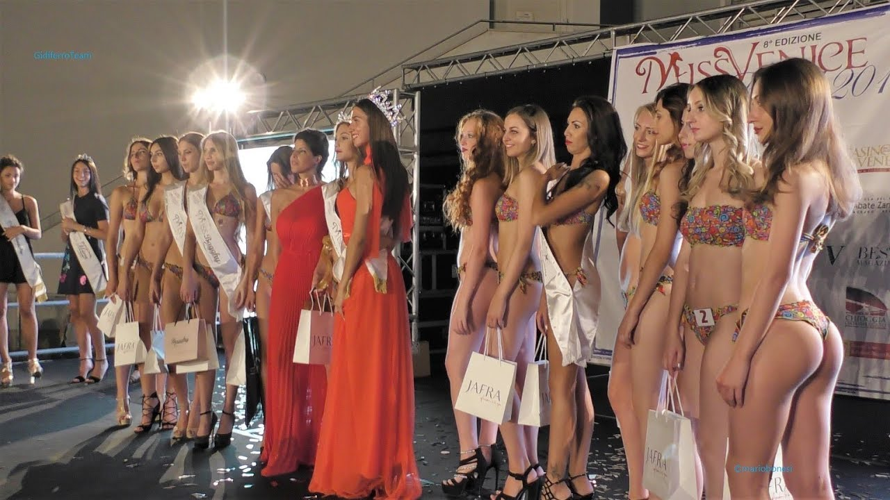 Miss Venice Beach 2018 Seconda Tappa Caorle-Venezia Sintesi