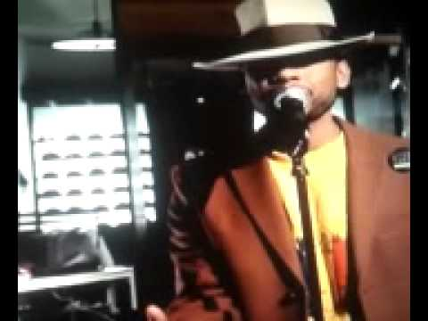 Miguel : Sure Thing Live (2011)