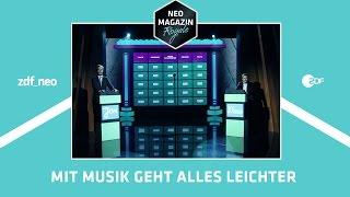 Mit Musik geht alles leichter [Extended Version] | NEO MAGAZIN ROYALE mit Jan Böhmermann - ZDFneo