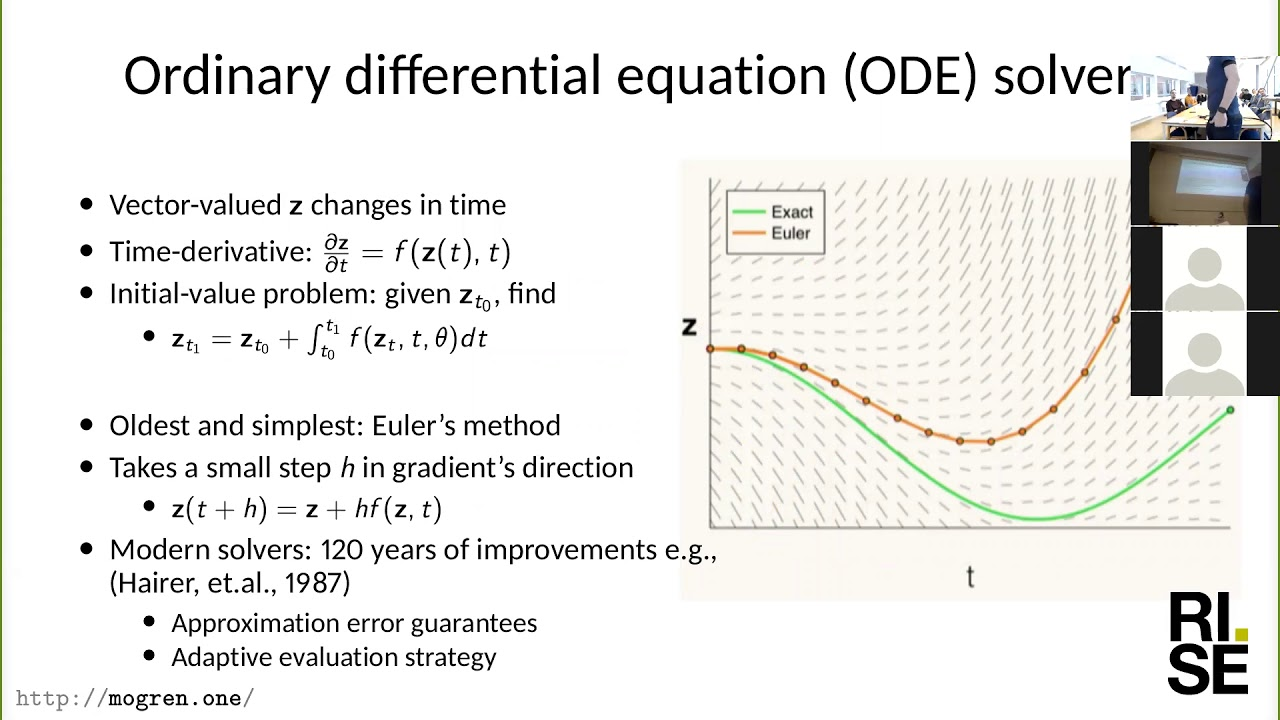 Neural ordinary differential equations