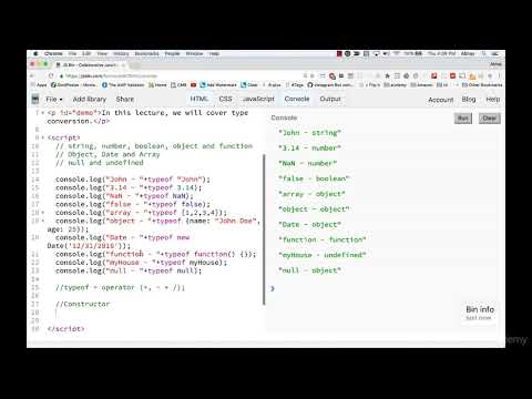 Type Conversion & Regular Expressions   49 Type Conversion part1