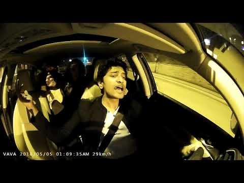 Uber Carpool Karaoke Driver Montreal Singer Evan Khan  Day 2