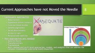 Part 11 - The NIEHS Exposure Science and the Exposome Webinar Series - Dr. Paul Juarez