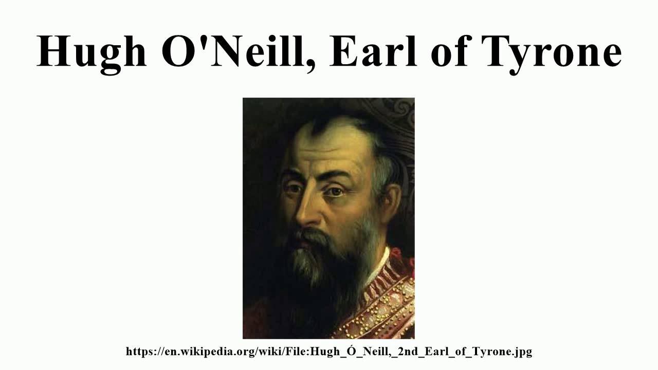earl of tyrone