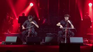 2 Cellos Sapporo Night Game of Thrones Medley