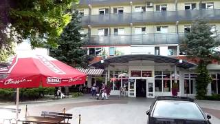 2016 09 - Ciechocinek - Klinika Uzdrowiskowa Pod Tężniami