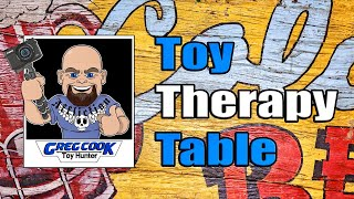 Toy Therapy Table