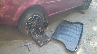 Все о замене топливного фильтра на Chevrolet Lacetti (есть видео)