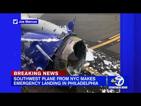 Southwest flight from LGA makes emergency landing