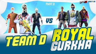 "TEAM D VS ROYAL GURKHA🔥 SAMSUNG,A3,A5,A6,A7,J2,J5,J7,S5,S6,S7,S9,A10,A20,A30,A50,A70"" on YouTuber"""