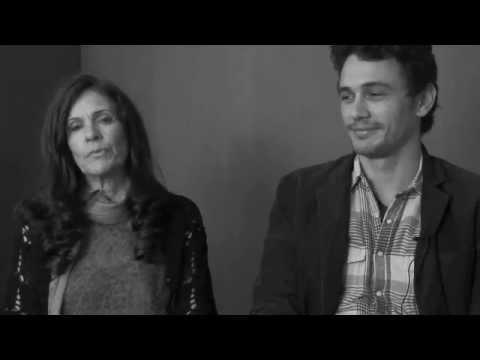 James Franco and Betsy Franco
