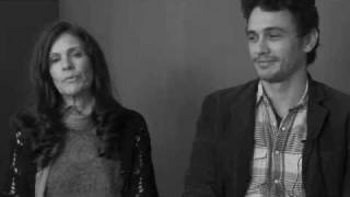James Franco and Betsy Franco Interview