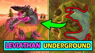Gambar cover LEVIATHAN IS UNDER THE MAP! *NEW* FORTNITE STORYLINE SEASON 4 EXPLAINED (Rocket crash)