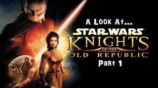 Space Happens Fast - Knights of the Old Republic Gameplay - Pa…