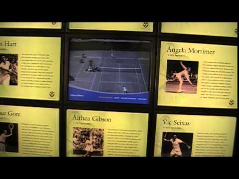 October 2008 - Tennis Hall of Fame   Part 3