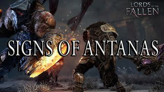 Lords Of The Fallen - 3 Signs of Antanas (Old Man Side Quest)