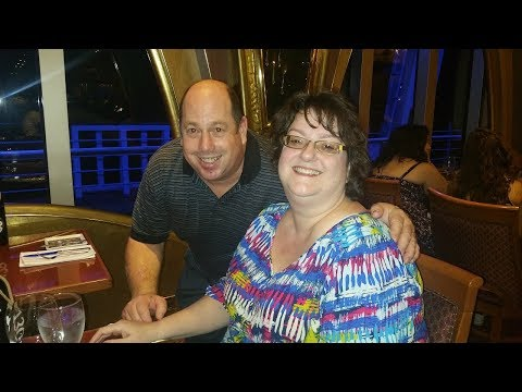 Day 1 Of Our 3 Day Carnival Liberty Cruise To The Bahamas  12.21.17