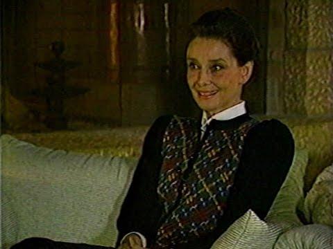 Audrey Hepburn Interview - 1987