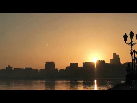 Abu Dhabi Heritage Sunrise