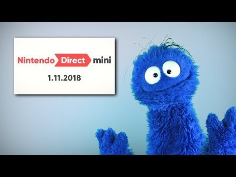 Nintendo Direct 1/11/18 Discussion, Apparently!