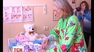 Найстарша мати України не дозволяє донці гуляти з іншими дітьми