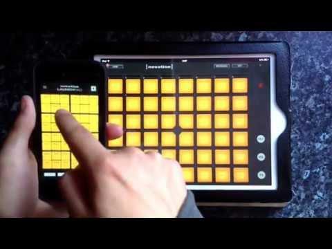 Launchpad on iPad and iPhone