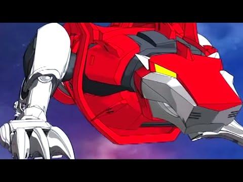 Voltron Official   Flash Form's a Go!   Voltron Force Full Episode