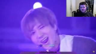 K-Pop n00b First Reaction to SUPER JUNIOR SCENE STEALER AND BLACK SUIT Live