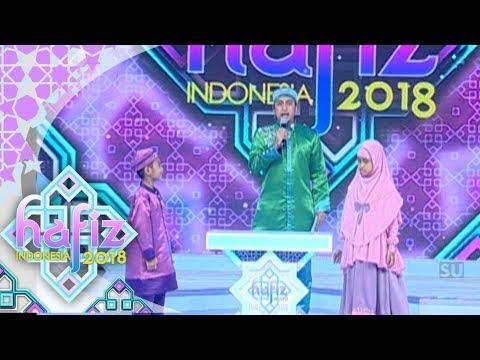 HAFIZ INDONESIA 2018 - Friends Challenge Al Wakil & AL Walih [19 Mei 2018]