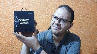 مراجعة ساعة سامسونج جالاكسى ووتش .. Samsung Galaxy Watch Review