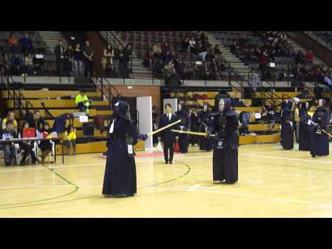 Clinic Valencia 2011 Viole vs Asun.MP4