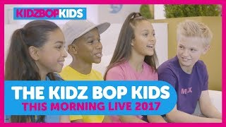 The KIDZ BOP Kids at This Morning Live (Interview)
