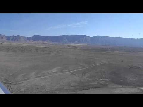 Taxi, TakeOff from GJT Grand Junction Airport, CO to DEN