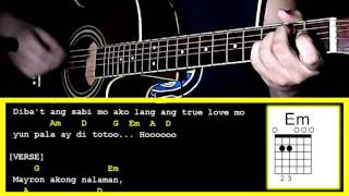 Skin by Grin Department - Guitar Chords & Strumming Pattern