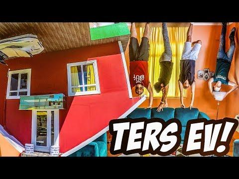 TERS EV HER ŞEY TERS! (#EkipFirarda)