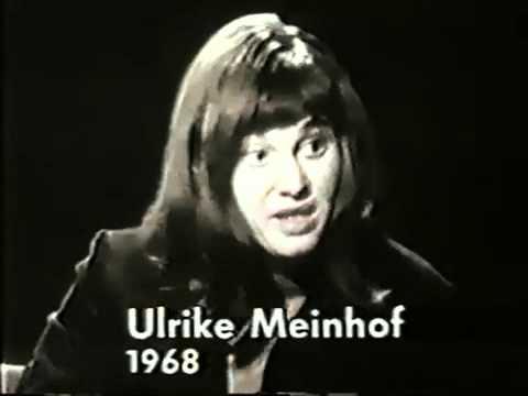 ulrike meinhof erinnerungen 7. oktober 2009