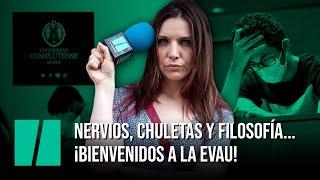 Nervios, chuletas y filosofía... ¡Bienvenidos a la EvAU! Por Inés Hernand