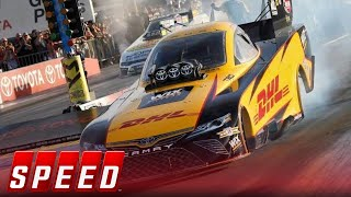 Pro class final highlights from the Toyota NHRA Nationals | 2018 NHRA DRAG RACING