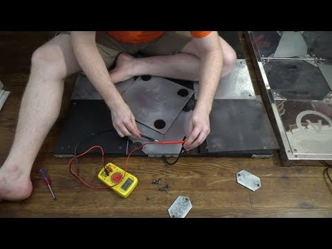 How to build a new USB control box for an old dance pad
